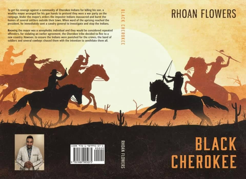 Black Cherokee (FULL COVER)