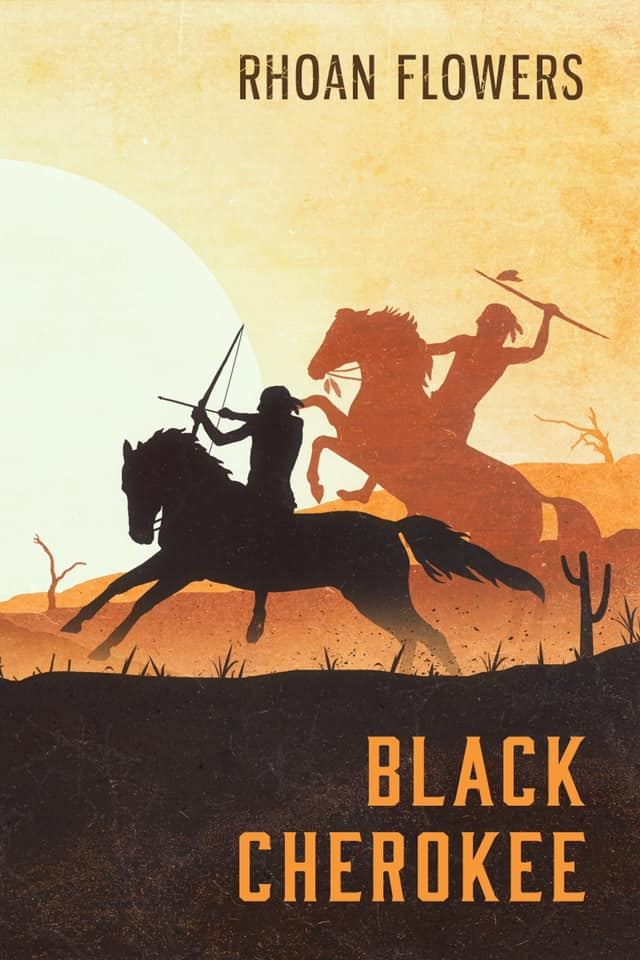 Black Cherokee Front Cover